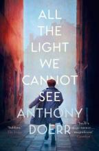 omslag boek All The Light We Cannot See