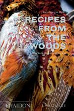 omslag boek Recipes from the Woods: The Book of Game and Forage