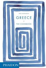 omslag boek Greece: The Cookbook