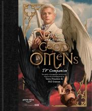 omslag boek Nice and Accurate Good Omens TV Companion