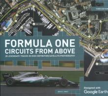omslag boek Formula One Circuits from Above