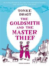 Boekomslag Goldsmith and the master thief