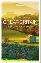 omslag boek Lonely Planet Best of Great Britain 2e