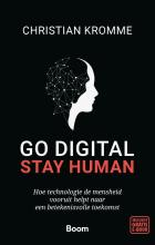 omslag boek Go digital, stay human