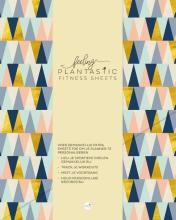 omslag boek Feeling Plantastic FITNESS SHEETS
