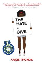 omslag boek The hate u give