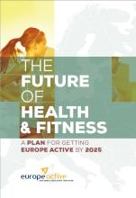 omslag boek The future of health and fitness