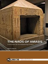 omslag boek The Naos of Amasis