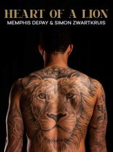 omslag boek Heart of a lion