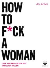 omslag boek How to f*ck a woman