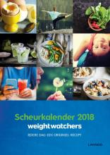 omslag boek Weight Watchers scheurkalender 2018