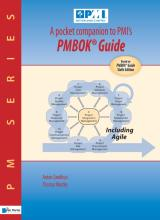 omslag boek A pocket companion to PMI's PMBOK® Guide sixth Edition