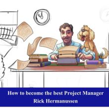 omslag boek How to become the best Project Manager