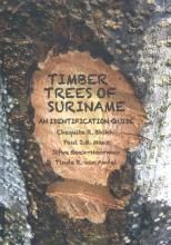 omslag boek Timber trees of Suriname