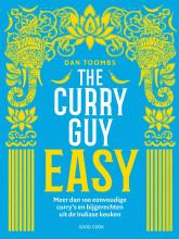 omslag boek The Curry Guy Easy