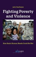 Boekomslag Fighting Poverty and Violence
