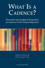omslag boek What is a Cadence?