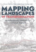 omslag boek Mapping Landscapes in Transformation