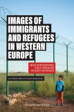 omslag boek Images of Immigrants and Refugees