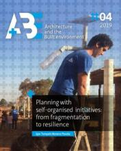 omslag boek Planning with self‑organised initiatives: from fragmentation to resilience