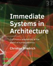 Boekomslag Immediate Systems in Architecture