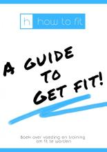 Boekomslag Howtofit - A Guide To Get Fit!