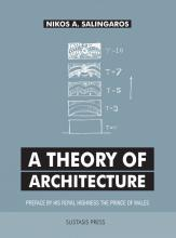 Boekomslag A Theory of Architecture