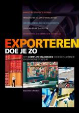 omslag boek Ins & Outs of export