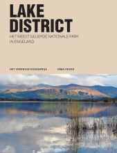 omslag boek Lake District