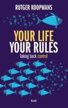omslag boek Your life your rules